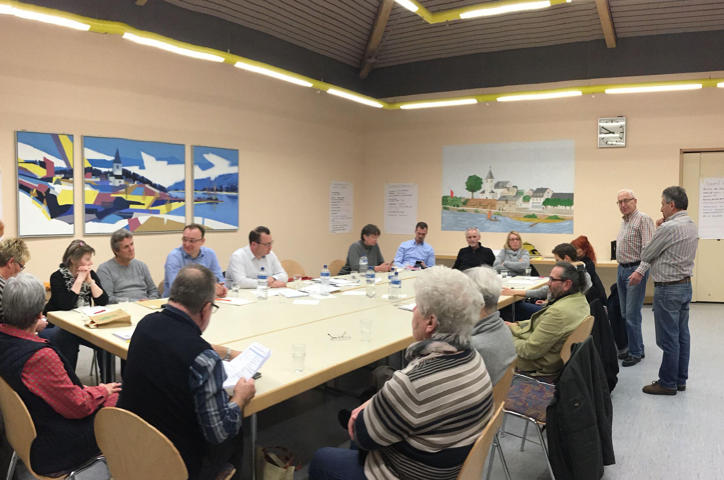Workshop: WFS stellt Wahlprogramm auf